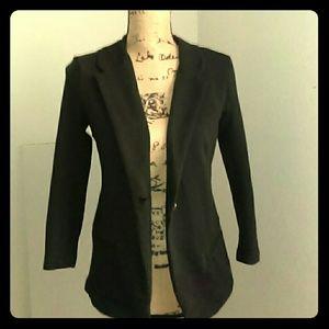 Metaphor Jackets & Blazers - Black casual coat