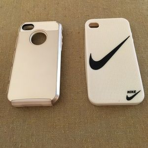 Accessories - Two iPhone 4 Cases