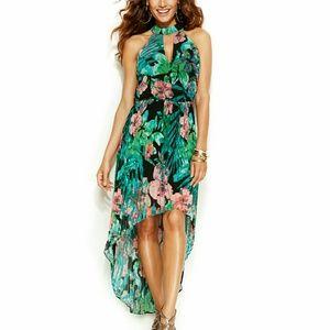 Thalia Sodi Dresses & Skirts - THALIA SODI Tropical Maxi Dress