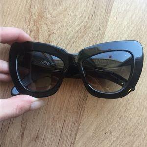 Valley Eyewear Accessories - VALLEY EYEWEAR GENIUS CHILD Black Sunglasses