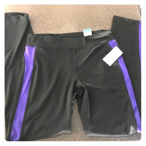 Yoga Pants. XL. Old Navy. Size 14