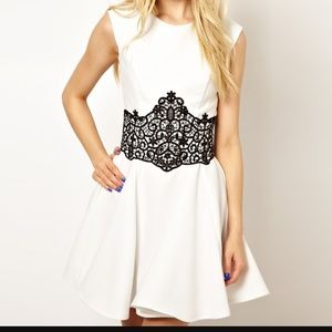 NWT River Island Skater Dress from ASOS