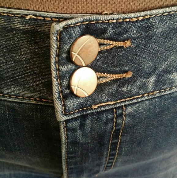 Lane Bryant Jeans - LANE BRYANT JEANS BOOTY CUT TIGHT TUMMY SIZE 16