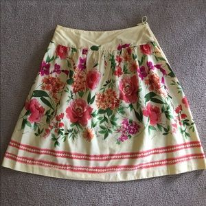 Dresses & Skirts - Floral Aline Skirt