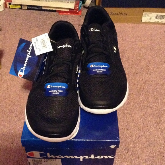 Champ Memory Foam Shoes Nike