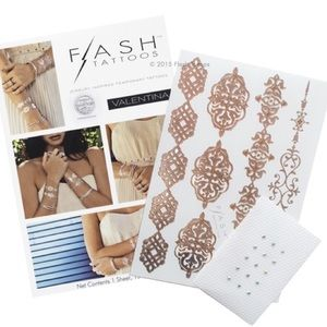 Flash Tattoo Accessories - Flash Tattoos 'Valentina'