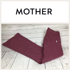 MOTHER Denim - Mother Anthopologie Hippie Jeans.  Sz 26