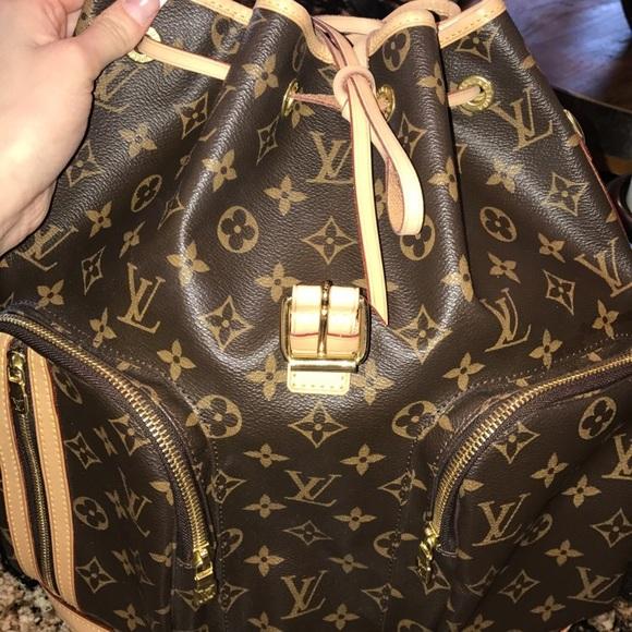 Sac A Dos Louis Vuitton Michael : Off louis vuitton handbags backpack