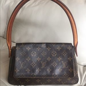 Louis Vuitton Handbags - 💯Authentic Louis Vuitton Mini Looping
