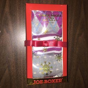 Accessories - JOE BOXER 3 PACK SOCKS WOMENS NWT