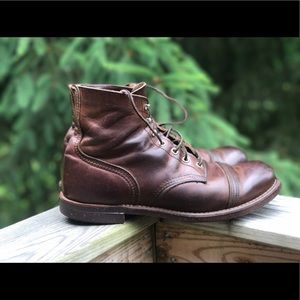 Red Wing Shoes Other - 🇺🇸Red Wing Heritage Iron Ranger Men's Boot🇺🇸