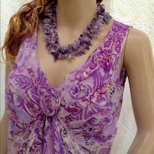 Reba Dresses & Skirts - Reba silk cotton bohemian summer dress
