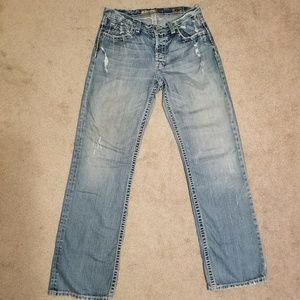BKE Tyler Straight Jeans