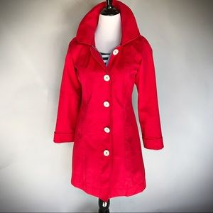 Hatley Jackets & Blazers - MOVING SALE Bright Red Hatley Raincoat