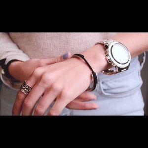 Ashley Bridget Jewelry - NWOT Skinny Elastic Holder Bangle. Never been used