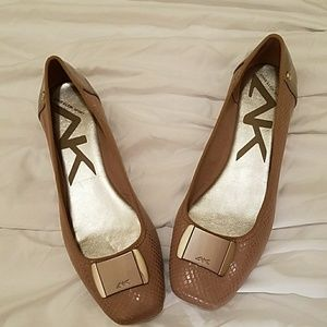 Anne Klein Sport Shoes - Taupe Anne Klein Shoes