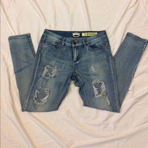 Indigo Rein Denim - 🌻New Listing🌻 Distressed Holey Jeans Indigo Rein