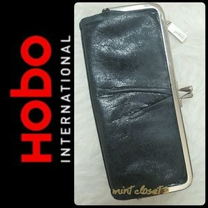 HOBO Handbags - Hobo International Leather Wallet Clutch