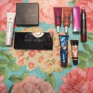 Stila Other - Lot of high end make up swatched and lightly used