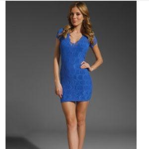 Nightcap Dresses & Skirts - Nightcap Purple Lace Dress