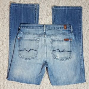7 For All Mankind Denim - 7 For All Mankind.       Made in the USA