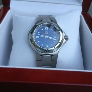 Tag Heuer Accessories - Authentic Tag Heuer Kirium Watch