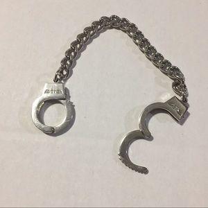 Ashley Bridget Jewelry - Handcuff bracelet