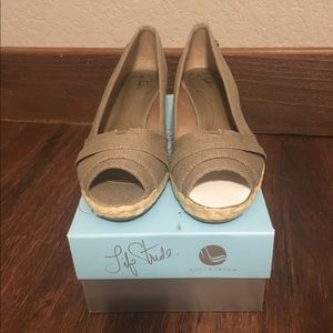 Life Stride Shoes - Grey LifeStride wedges