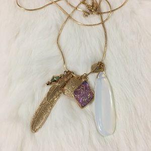 Jewelry - Beautiful Druzzy necklace
