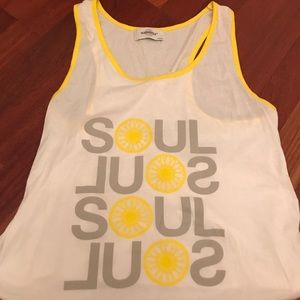 soul cycle Tops - SoulCycle tank top
