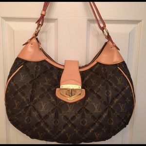 Louis Vuitton Handbags - 🛍 Louis Vuitton Monogram Etoile City Bag GM