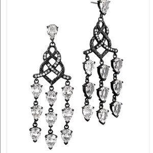John Hardy Jewelry - John hardy  Classic chandelier diamond earrings