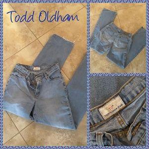 Todd Oldham Denim - VINTAGE TODD OLDHAM JEANS