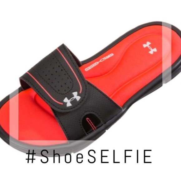8d1c50bc Under Armour Shoes | Womens Ua Ignite Viii Slides | Poshmark