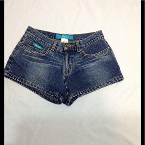 ToTheMax Pants - ToTheMax Mini jean shorts size 1
