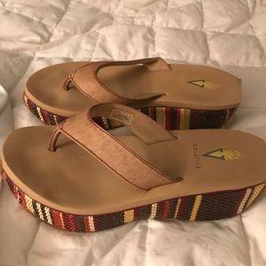 Volatile Shoes - Volatile wedge sandals!