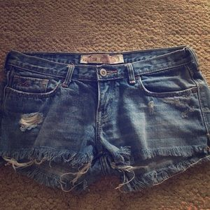 Hollister Pants - Size 3 Hollister Shorts