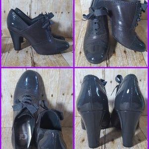 Gianni Bini Shoes - Gianni Bini size 8 gray heels.