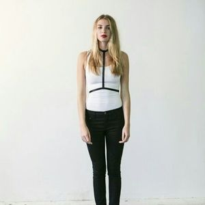 UNIF Accessories - Hopeless black harness
