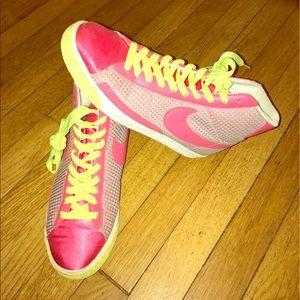 Rare Nike high top sneaker