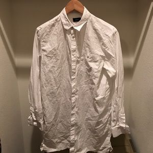 Stampd Other - Long white buttondown