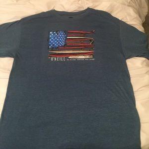 O'Neill tee shirt- NWOT