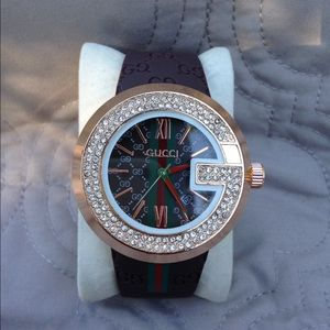 Gucci Other - Gucci Watch (Brown) 🔑