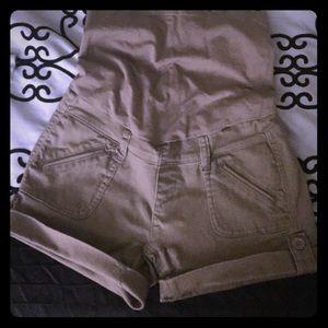 Bella Vida Pants - Size small maternity shorts