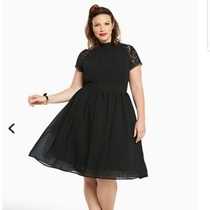 Torrid sz 18 Retro swing dress