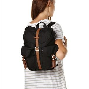 1035f394d6b5 Herschel Supply Company Bags - NWT HERSCHEL DAWSON BACKPACK BLACK TAN
