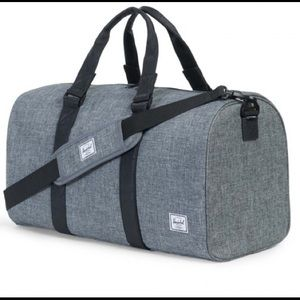 Herschel Supply Company Other - NWT HERSCHEL RAVINE DUFFLE GREY CROSSHATCH