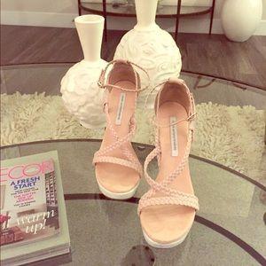 Diane von Furstenberg Shoes - Diane von Furstenberg wedge