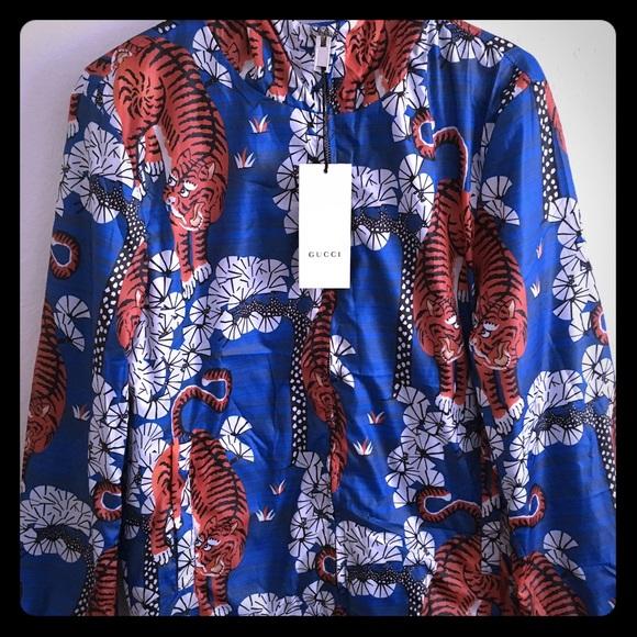 191ab2f224b Gucci Bengal Windbreaker Jacket (Brand New)