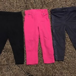 Carter's Other - Leggings and jeggings a bundle 🤗